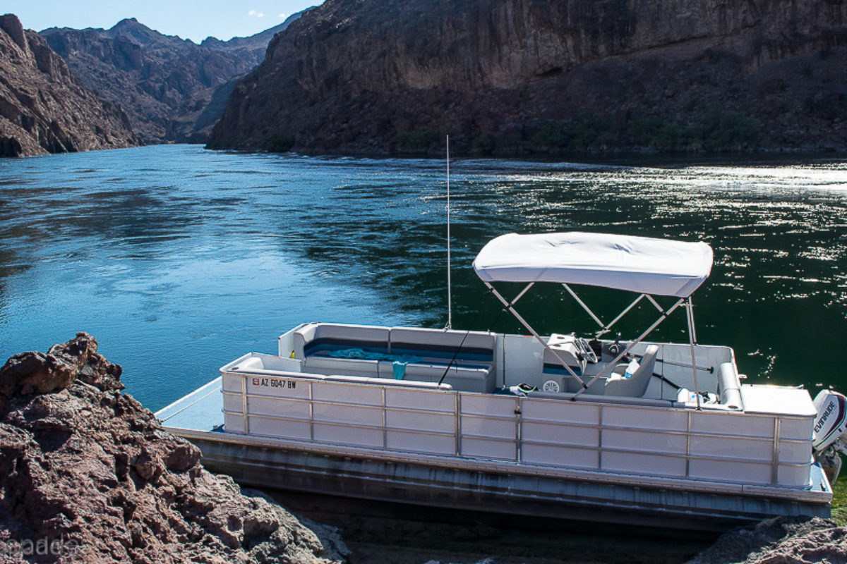 Boating the Colorado River