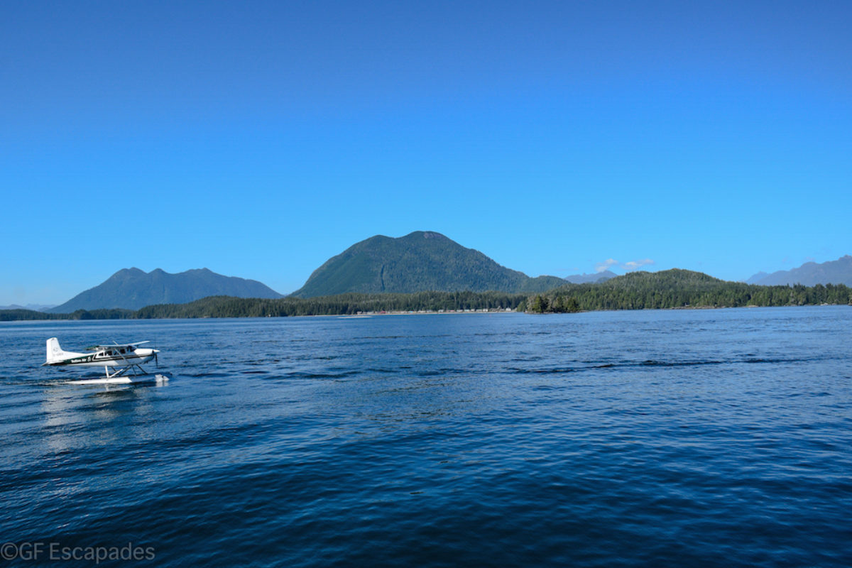 The Town of Tofino