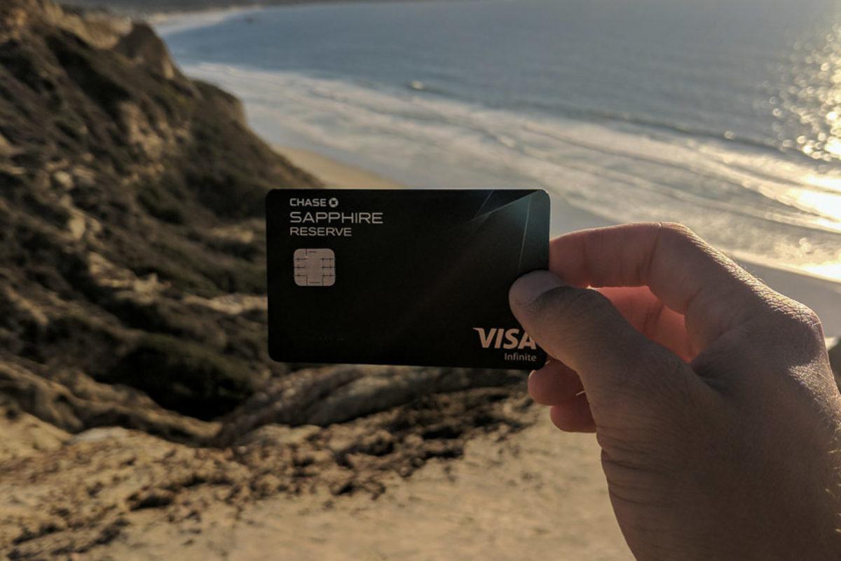 Best Travel Credit Card: The Chase Sapphire Reserve Card