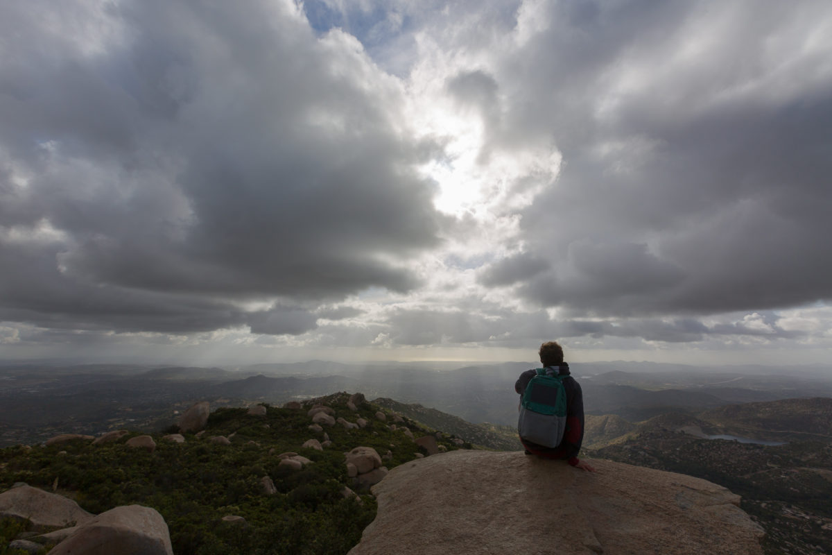 Behind the Instagram Shot: Hiking Potato Chip Rock